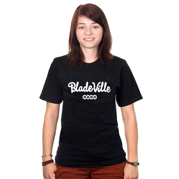 bladeville-handwritten-woman-t-shirt-black-a1f517228cdd428fd7dd00066c4fd50e