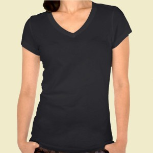 Solid-Color-Cotton-Female-V-Neck-Blank-T-Shirts-Short-Sleeve-Basic-Shirts-For-Women-Wholesale